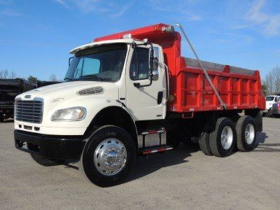 Our company can arrange financing for your next dump truck