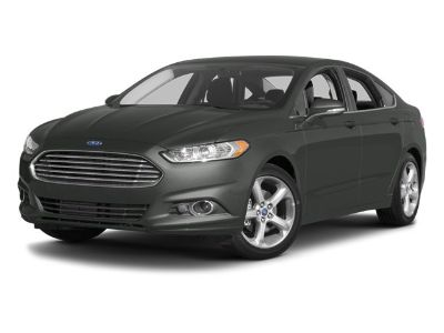 2013 Ford Fusion SE (Not Given)
