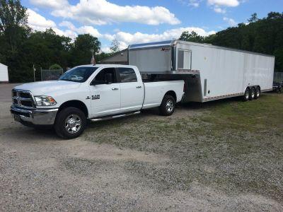 2018 Dodge Ram Truck & Trailer