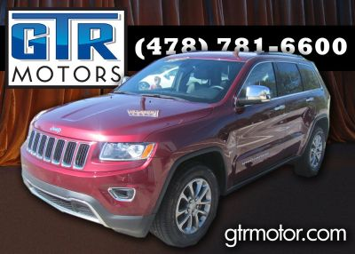 2016 Jeep Grand Cherokee Limited (Maroon Or Burgundy)