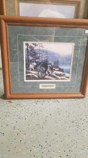EUC framed picture