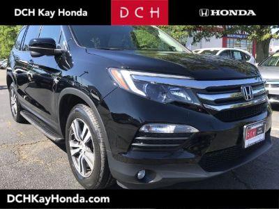 2016 Honda Pilot (black)