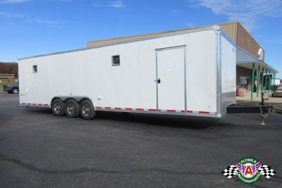 New 2019 Pace American 32' Cargo Sport Racer's Special