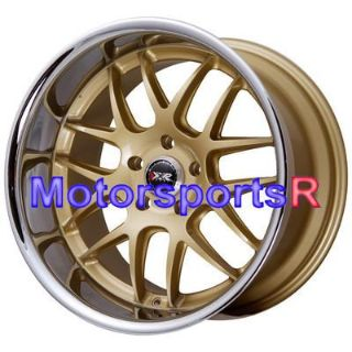 Buy 20 20x9 20x11 XXR 526 Gold Polished Lip Rims Staggered 5x114.3 Wheels 350z 370z motorcycle in Rancho Cucamonga, California, US, for US $888.00