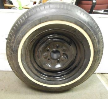 Find ORIGINAL CHEVELLE SS GS GTO 442 MOPAR FORD VINTAGE 7.75 US ROYAL LAREDO TIRE RIM motorcycle in Frederick, Maryland, United States, for US $489.00