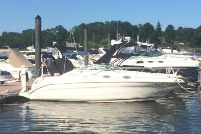 2002 Sea Ray Sundancer 260 DA