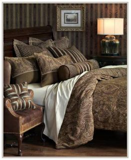 Mens Elegant Bedding and Home Accents