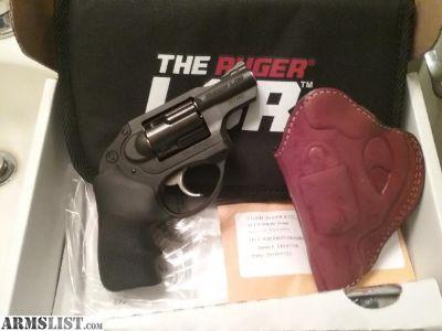 For Trade: Linb ruger lcr 357 magnum