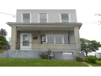 3 Bed 1.5 Bath Foreclosure Property in Pottsville, PA 17901 - Spring Garden St