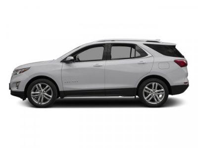 2018 Chevrolet Equinox Premier (Silver Ice Metallic)
