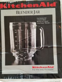 KitchenAid Replacement Blender Jar (Fits 3 Speed Classic or 5 Speed Ultra Power)