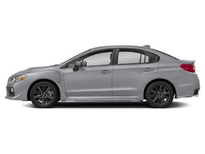 2019 Subaru Impreza WRX Base (Ice Silver Metallic)