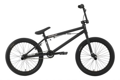 HARO BMX Bike 350.2 Matte Forest Green Med Top Tube 20.5