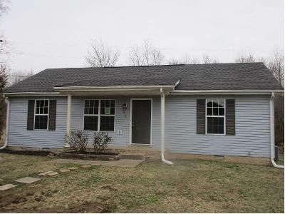 3 Bed 2 Bath Foreclosure Property in Pleasant View, TN 37146 - George Knox Rd