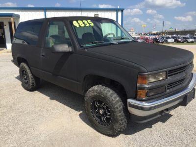 1994 Chevrolet K Blazer K1500 4WD