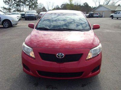 2010 Toyota Corolla Base (RED)