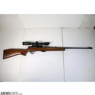 For Sale: Harrington & Richardson H&R Model 700 22 WMR Mag Semi Automatic Rifle