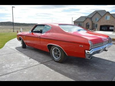 1969 Chevrolet Chevelle SS (Red)