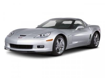 2011 Chevrolet Corvette Z06 (Cyber Gray Metallic)