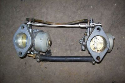 Sell Mercury Force Sport Jet 120hp Carburetors Carbs 826706 826707 TC126A TC127A motorcycle in Saint James, Missouri, United States, for US $149.99