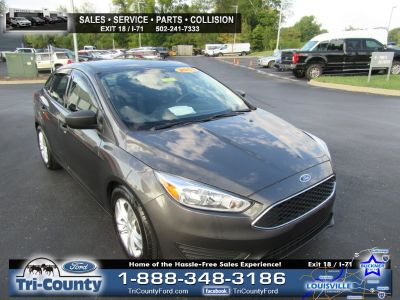 2015 Ford Focus S (magnetic)