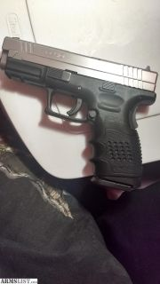 For Sale/Trade: XD40 plus 9mm conversion