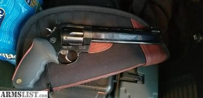 For Sale/Trade: Blued Taurus Raging Bull 444 in .44 magnum