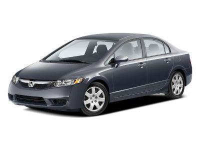 2009 Honda Civic LX (Not Given)