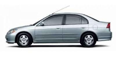 2004 Honda Civic Hybrid Hybrid (Silver)