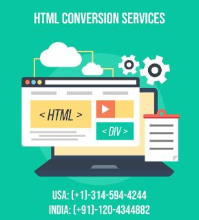 HTML Conversion Services and Company | SSR TECHVISION
