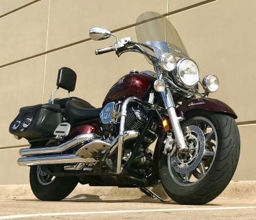 2007 Yamaha V Star 1100 Silverado Cruiser Motorcycles Plano, TX