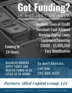 Business Loans, Equipment Loans, Unsecured loans