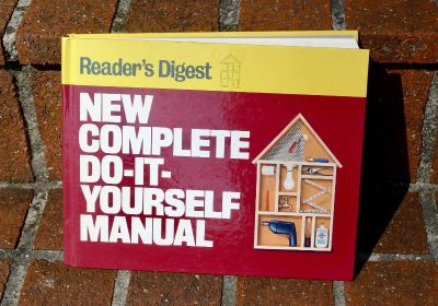 New Complete Do-It-Yourself Manual (Editors of Reader's Digest)