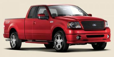 2007 Ford F-150 XL (OXFORD WHITE CLEARCOAT)