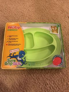 Nuby Suction plate