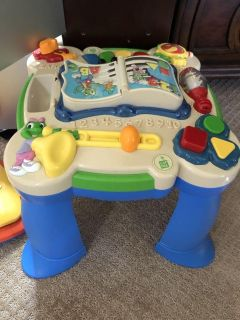 Leap frog Toddler play table