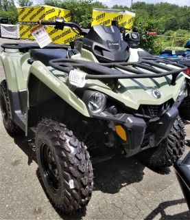 2018 Can-Am Outlander 450 Utility ATVs Ledgewood, NJ