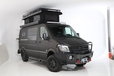 2018 Mercedes-Benz SPRINTER 2500 4X4