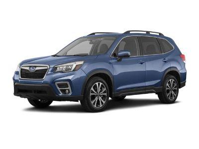 2019 Subaru Forester (Horizon Blue Pearl)