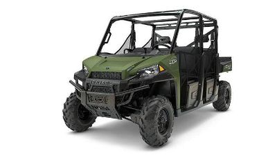 2017 Polaris Ranger Crew XP 900 Utility SxS Utility Vehicles Kansas City, KS