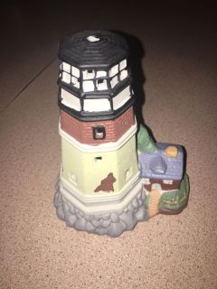 Ceramic 5 Tall Lighthouse $5 Must Pickup In McDonough
