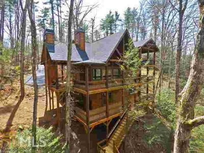 0 Antler Ridge Lt 5 Ellijay Three BR, Mtn escape This soaring