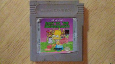 Nintendo Game Boy (simpsons)