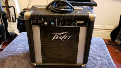 PEAVEY DECADE GUITAR AMP 10 WATTS 1 8 MADE IN THE USA