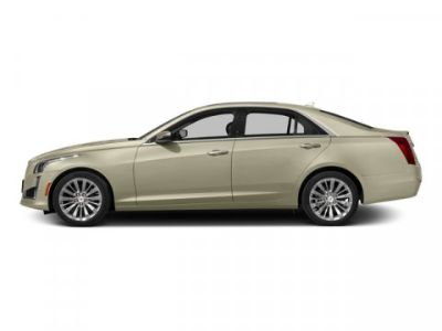 2014 Cadillac CTS 3.6L Luxury Collection (Silver Coast Metallic)