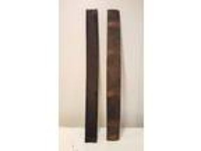 Original Kentucky Bourbon Barrel Oak Staves - Lot of 2