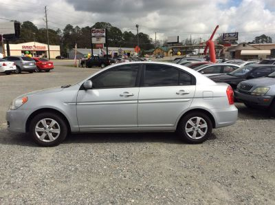 2011 Hyundai Accent GLS 4d Sedan