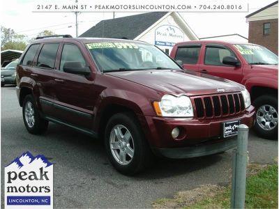 2007 Jeep Grand Cherokee Laredo (RED)