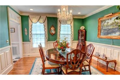 Classic colonial in gated landfall community, 4 bed/ 3. 5 bath all utilities included