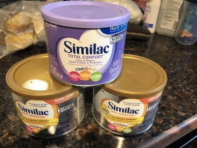 Trade for Similac for Supplementation